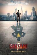 Shazam! Dolby Poster