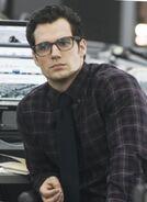 Clark Kent-reporter