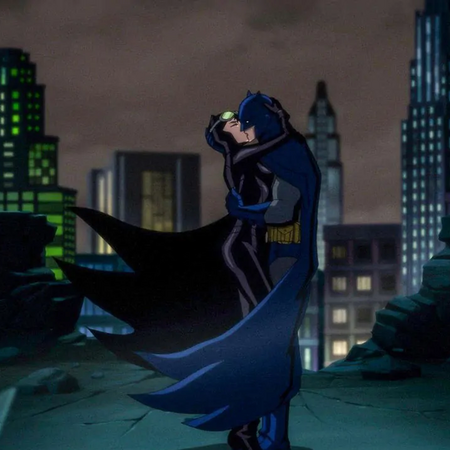 Batman Hush Dc Movies Wiki Fandom