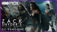 Zack Snyder's Justice League Countdown Tease HBO Max