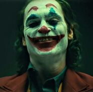 Arthur Fleck as The Joker