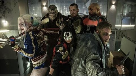 Suicide Squad - Official Trailer 1 HD
