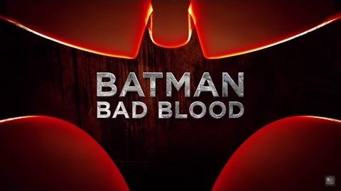EXCLUSIVE Batman Bad Blood Clip Features Lucius Fox And A New Batsuit