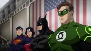 Justice League JLW 9