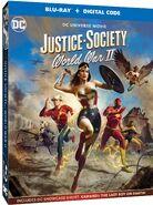Justice Society World War II Bluray