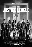 Zach Snyder's Justice League March Poster 02