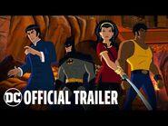 Batman- Soul of the Dragon - Official Trailer 2021