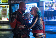 Suicide squad will smith margot robbie1