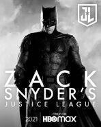 Batman Snyder Cut Character Poster
