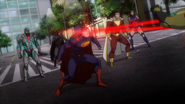 Justice League JLW 3
