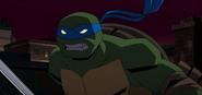 Leonardo Batman vs. Teenage Mutant Ninja Turtles
