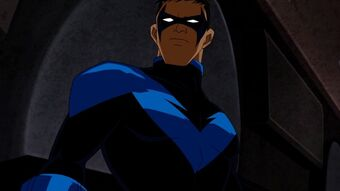 Richard Grayson Batman Under The Red Hood Dc Movies Wiki Fandom