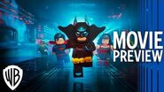 The LEGO Batman Movie Full Movie Preview Warner Bros