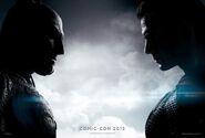 Poster BvS Comic-Con