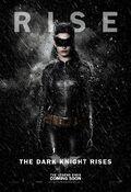 TDKR Catwoman poster