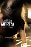 JL Mortal Wonder Woman poster