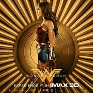 Wonder Woman IMAX character poster 1