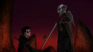 Ra's al Ghul & his grandson JLvsTT 1