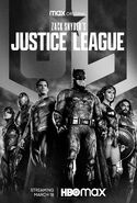 Zach Snyder's Justice League March Poster 01