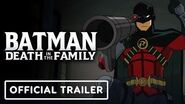 DC Showcase's Batman Death in the Family - Exclusive Official Trailer (2020) Interactive Movie