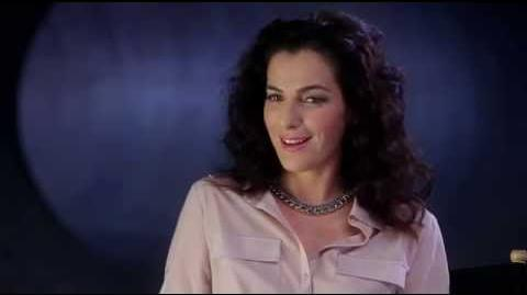 Man of Steel Interview - Ayelet Zurer