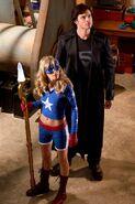 Stargirl Blur (Smallville)