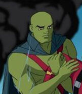 J'onn J'onzz (Justice League: The New Frontier)