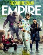 The Suicide Squad Empire Cover 08