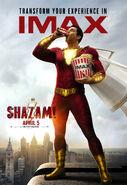 Shazam! IMAX poster