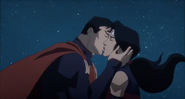 JLToA Superman and Wonder Woman