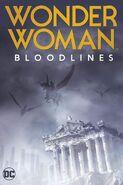 Wonder Woman Bloodlines teaser