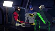 Green Arrow Red Robin Batman BMUMM 1