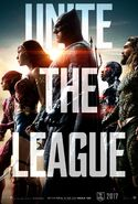 UTL Justice League Poster