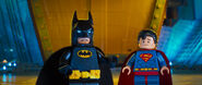 LEGO Batman and Superman