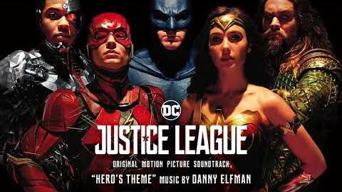 Justice League - Hero's Theme - Danny Elfman (official video)