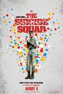 The Suicide Squad New Character Posters 07