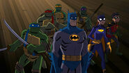 Batman vs. tmnt group