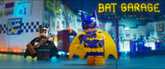 LEGO Alfred and Batgirl