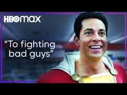 Shazam Uncovers His Superpowers - HBO Max