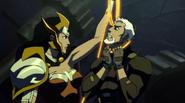 Justice League Flashpoint Paradox 27 -Wonder Woman