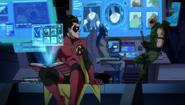 Batman Green Arrow Robin BMUMvsM 1