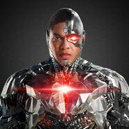 Cyborg JL