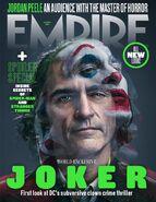 Empire Mazagine Joker cover 1