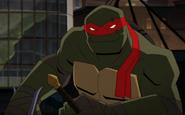 Raphael Batman vs. Teenage Mutant Ninja Turtles