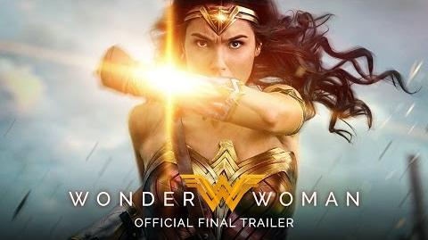 WONDER WOMAN – Rise of the Warrior Official Final Trailer