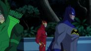 Green Arrow Flash Batman BMUAI