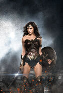 Wonder Woman Diana promo
