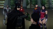 Justice League JLvsTT 2