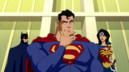 Superman Batman Wonder Woman JLA 1