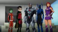 Teen Titans JLvsTT 24